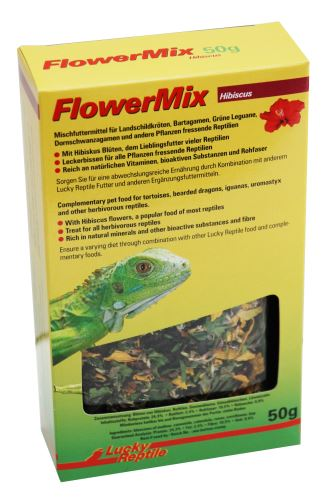 Lucky Reptile Flower Mix - ibišek 50 g