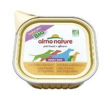 Almo Dog Bio Paté vanička kuře+zelenina 100g