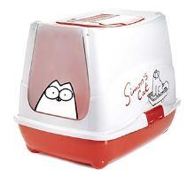 Karlie-Flamingo Toaleta SIMONS pro kočky 50x39,5x37,5cm