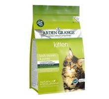 Arden Grange Kitten with fresh Chicken & Potato 2 balení 8kg