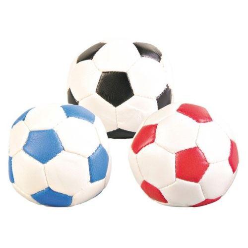 Fotbalový míč (kůže plněná molitanem) TRIXIE 11cm