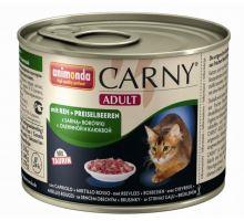 ANIMONDA konzerva CARNY Adult - srnčí,brusinky 400g