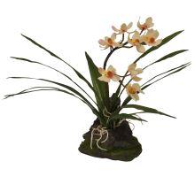 Lucky Reptile Orchidej - bílá cca 23 cm