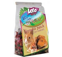 LOLOPets VITA HERBAL zeleninové plátky pro hlodavce 40g