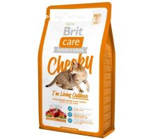 Brit Care Cat Cheeky I´m Living Outdoor 2 balení 7kg