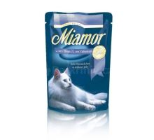 Miamor Cat Filet kapsa tuňák+kalamáry100g