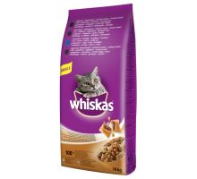 Whiskas Dry s tuňákem 300g