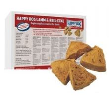 Happy Dog pochoutka Lamm&Rice-Ecken 1kg