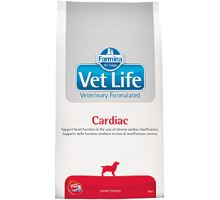 Vet Life Natural DOG Cardiac 2 balení 10kg