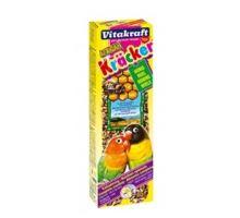 Vitakraft ptactvo Kräcker honey African parrot tyč 2ks