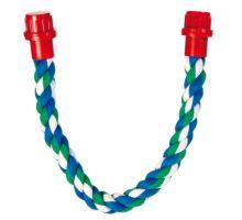 Houpačka bavlněné lano 37cm/16mm VÝPRODEJ