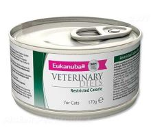 Eukanuba VD Cat konzerva Restricted Calorie 170g