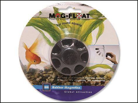 Stěrka magnetická pro oblá akvária 1ks