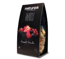 Naturea GF sušenky - lesní ovoce 230g