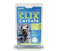 Postroj pes bezpečnostní do auta CLIX