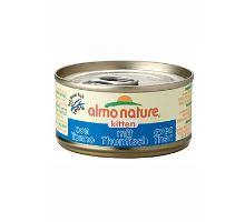 Almo Cat Nature Classic konz. Kitten tuňák,kuře 70g