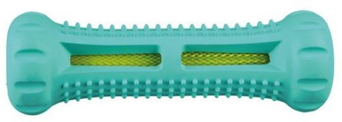 Denta Fun kost, přírodní guma s mátovou příchutí 14 cm
