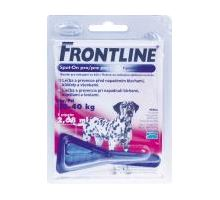 Frontline Spot-On Dog L sol 1x2,68ml