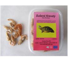 KREVETY, sušené v krabičce 200 ml