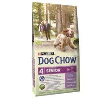 Purina Dog Chow Senior Lamb+Rice 14kg