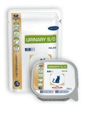 Royal Canin VD Feline vaničky Urinary kuřecí 8x100g