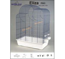 Klec BIG ELIZA chrom 520x320x750mm