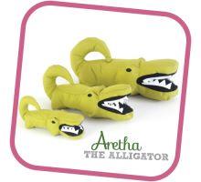 Beco Family - Aretha aligátor