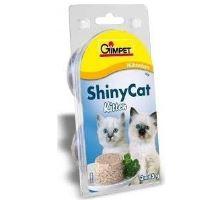 Gimpet kočka konz. ShinyCat Junior kuře 2x70g  VÝPRODEJ