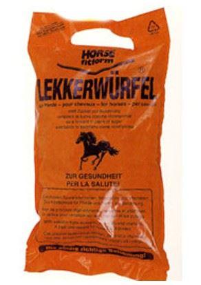 Pochoutka pro koně hrozn.cukr, minerály 1kg