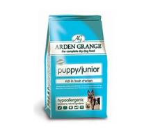 Arden Grange Puppy/Junior rich in fresh Chicken 2 balení 12kg