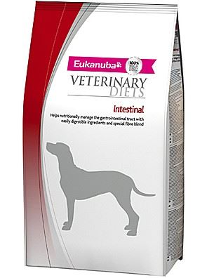 Eukanuba VD Dog Intestinal 1kg