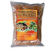Terarijní podestýlka kokosové vlákno dlouhé 4l FAUNA I FLORA  VÝPRODEJ