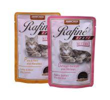 Animonda kapsa Rafiné Soupé Kitten -drůb. koktejl+ráčci 100g
