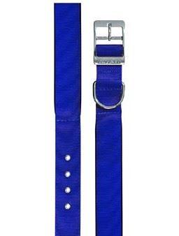 Obojek nylon DAYTONA C modrý 35cmx15mm
