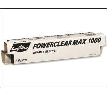 Náhradní trubice křemíková LAGUNA PC Max 1000 1ks