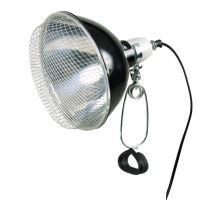 Lampa s ochranným krytem 21x19cm max.výkon 250W
