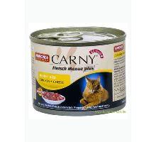 Animonda konzerva CARNY Senior - kuře, sýr 200g