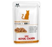 Royal Canin VD Feline kapsičky Senior Consult Stage 1 12x100g