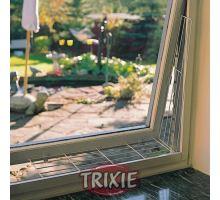 Ochranná mříž do boku okna, zkosená 62 x 8 / 16 cm