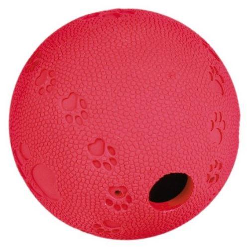 Labyrint-Snacky míč na pamlsky tvrdá guma TRIXIE 11cm