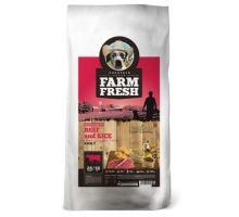 Topstein Farm Fresh Beef & Rice 15kg