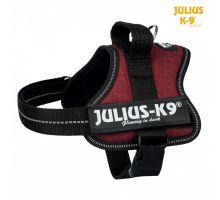 Julius-K9 silový postroj burgund