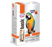 LOLO BASIC kompl.ovocné krmivo pro velké papoušky 900g krab