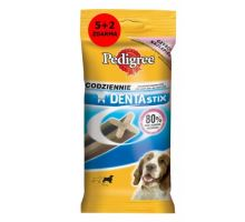 Pedigree Pochoutka Denta Stix Medium 5+2ks 180g