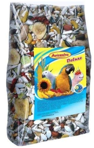 Avicentra Deluxe velký papoušek 20kg