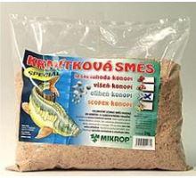 Krmítková směs jahoda - konopí 2kg
