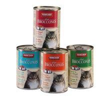 Animonda konzerva BROCCONIS - losos, kuře pro kočky 400g