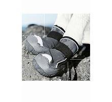 Botička ochranná Hurtta Outback Boots XXL černá 2ks