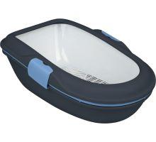 Náhradní svorky k WC BERTO (2 ks) modré