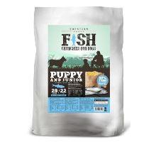 Topstein Fish Crunchies Puppy / Junior 2 balení 15kg